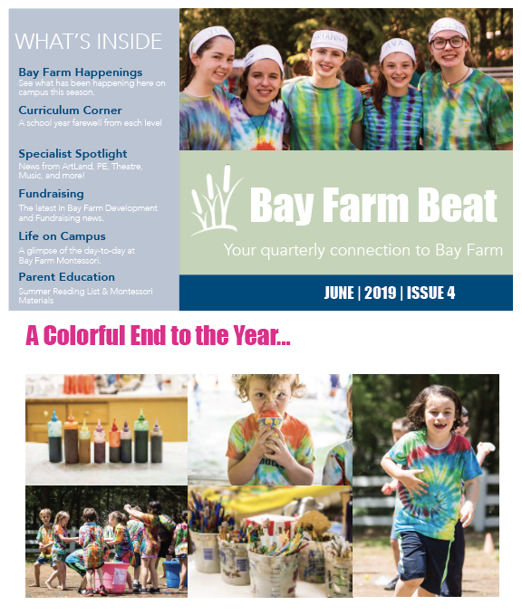 Bay Farm Beat June Issue