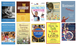 10 Book Recommendations on Montessori and Child Development