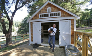 Baa-a-a-ck to school: Bay Farm in Duxbury expands