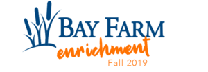 Fall 2019 Enrichment Registration Due Tuesday, September 10