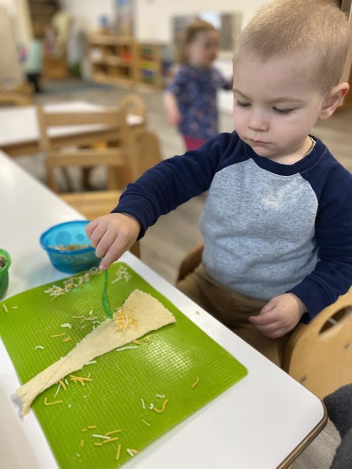 cooking in toddler house Duxbury