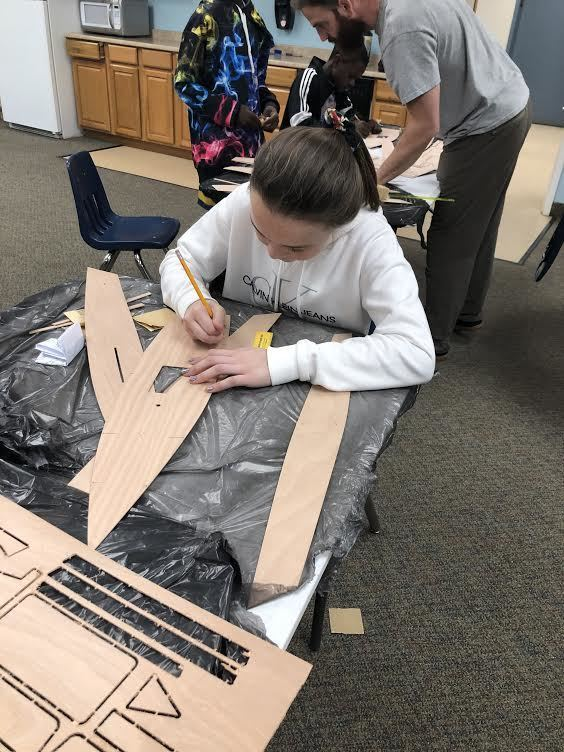 Boat Building Middle School